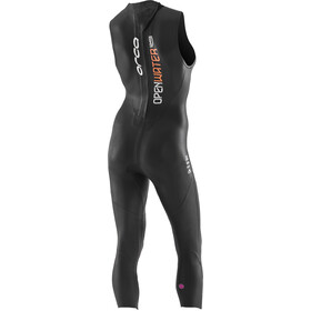 ORCA RS1 Openwater Mouwloze Wetsuit Dames, zwart